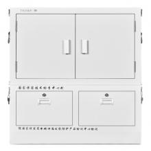 中伟 PBG16-1 钢制手机信号屏蔽柜 双节16格