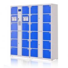 中伟 电子存包柜 超市商场储物柜 24门自编型