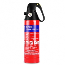 欧伦泰 MFJ950 灭火器 简易式干粉灭火器 消防器材 950G 红色