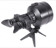 欧尼卡Onick NVG-H  超二代  手持式双目单筒夜视仪 倍数8x
