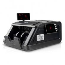 得力 2193 锂电池充电 B类点钞机(银灰)