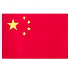 得力 3221-1号国旗 192x288cm  (面)
