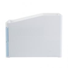 得力 8901 收纳盒(浅蓝)