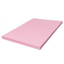 传美 A4 80g 彩色复印纸(粉红色)500张/包 10包/箱
