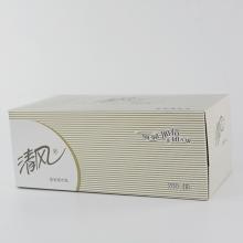 清风 B338A2 抽纸商务硬盒 195mmx206mm 2层200抽/盒