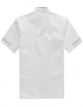 厨师工作服 透气薄短袖款 单件