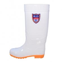 回力 867 白色高筒雨鞋