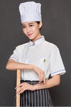 短袖厨师服 下单请备注尺寸