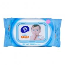 维达 VW2004 婴儿手口可用湿巾 150*200mm 80片/包