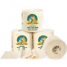 泉林本色 卷纸 不漂白本色卫生纸巾 3层270节*27卷(整箱销售)