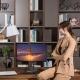 惠普(HP)ENVY24 23.8英寸 FHD高清 99%sRGB IPS四边窄边框大屏 178度广视角 FreeSync  液晶显示器(支持壁挂)