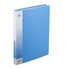 齐心(COMIX) NF系列资料册(NF40AK-40页)(蓝色) 10个/箱