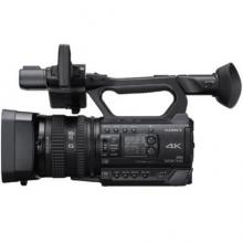 索尼(SONY)PXW-Z150 1英寸4K CMOS 手持式广播级摄录一体机 重1.9KG 支持120FPS高帧率高清慢动作拍摄