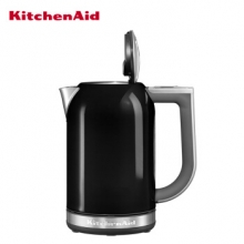 凯膳怡(KitchenAid) 5KEK1722CER多功能智能六段控温保温电水壶 304不锈钢1.7L 黑色