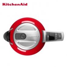 凯膳怡(KitchenAid) 5KEK1722CER多功能智能六段控温保温电水壶 304不锈钢1.7L 红色