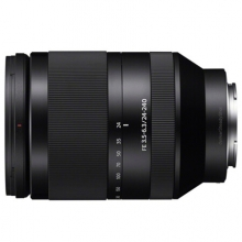 索尼(SONY)FE 24-240mm F3.5-6.3 OSS 全画幅远摄大变焦微单镜头 (SEL24240)