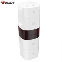 公牛(BULL) GN-L07 多国旅行转换器(无USB接口)