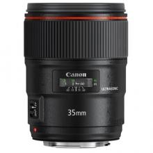 佳能(Canon)EF 35mm f/1.4L II USM 单反镜头 广角定焦镜头