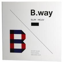 兰道(B.way)MC UV超薄多层镀膜UV滤镜 保护镜头 防灰尘UV镜 58mm