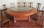 中美隆 ZZ-018103 十二人餐桌 2200*2200*750mm