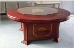 中美隆 ZZ-018101 八人餐桌 1600*1600*750mm