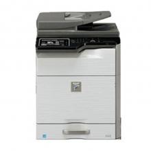 夏普(SHARP)MX-M5658N黑白数码复印机 标配单层纸盒+双面器+自动进稿器