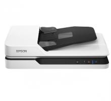 爱普生(EPSON) DS-1610 A4 ADF+平板 22ppm高速彩色文档扫描仪