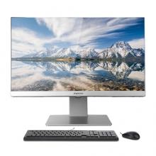 清华同方(THTF)超越A5000-10316 一体机台式电脑21.5英寸(i3-7100 8G 1T 内置WiFi 正版Win7)