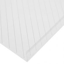 晨光(M&G) 按扣袋 斜纹 ADM94517 (白色) 12个/包