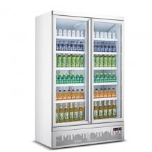 乐创 LC-J-ZSC02 低置二门冷藏柜 773KW