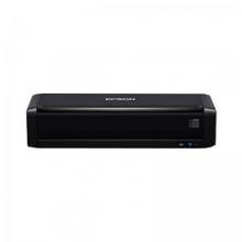 爱普生(EPSON)DS-360W 紧凑型A4馈纸式扫描仪 支持Wifi 电池供电 高速双面 25ppm/50ipm 自动进纸(彩色 20-40 LED CIS)