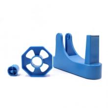 益而高 898XL 超大号胶带座 透明胶带切割器封箱器 桌面胶纸架(胶带宽度≤24mm)898XL 单个装 颜色随机