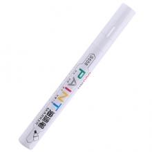得力 S558 油漆笔(白色) 12支/盒