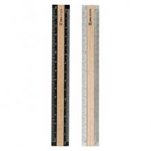 晨光 ARL96271 优品铝制压条直尺15cm 混色