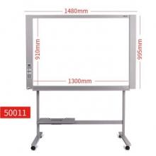 得力 50011 电子白板1480*995mm(灰) 1/箱