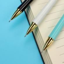 英雄(HERO)学生漫画手绘书写带橡皮头活动自动铅笔 白色 0.7mm (计价单位:支)