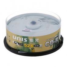 紫光 山水系列CD-R 52速700M 25片装