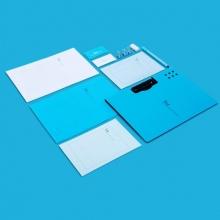 广博  FZ006380  FIZZ横式资料夹