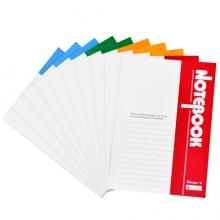 广博(GuangBo) GBR0797 A4记事本子日记本 软抄本 60张 颜色随机