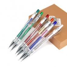 金万年(Genvana)G-060 金属机械铅笔 0.5mm自动铅笔 甩动出铅 (计价单位:支)