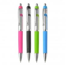 金万年(Genvana) G-2252自动铅笔0.5MM英朗2B铁夹颜色随机 (计价单位:支)