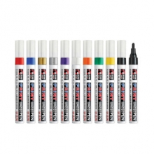 金万年  G-0971T  优能大铝管10色套装油漆笔-多颜色