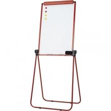 晨光  ADB9834633  U型架易擦白板(红)