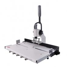 优玛仕 SPC F.P.I-(X)重型打孔机省力型钻孔机办公打孔器 白色