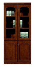 优派  SJW622-3H   两门玻璃书柜