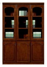 优派  SJW623-3H  三门玻璃书柜