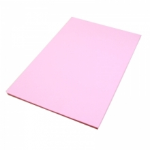 传美(chuanmei) 彩色复印纸 A4 80g 100张/包(浅粉) 25包/箱 (计价单位:包)