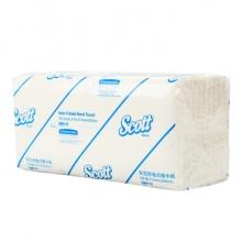 金佰利 商用双层折叠式擦手纸抽纸 212*208mm 150抽/包 32包/箱