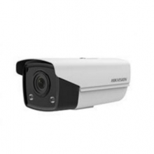 海康威视 DS-2CD3T27FWD-LS 200万全彩筒形网络摄像机 镜头4/6mm