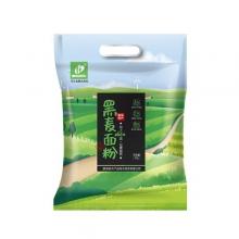 【康保县】康巴诺尔黑麦面粉 无添加纯黑小麦馒头面包 5kg